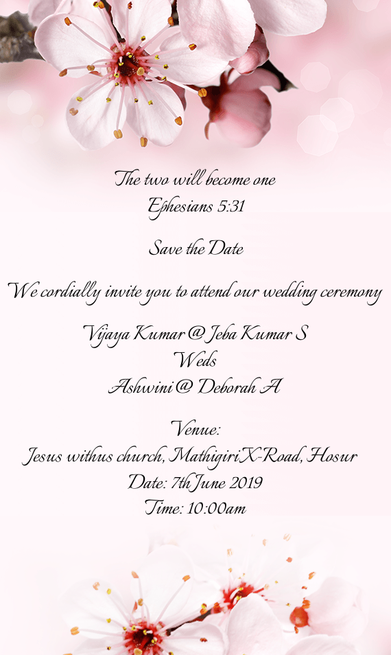 31 Save The Date We Cordially Invite You To Attend Our Wedding