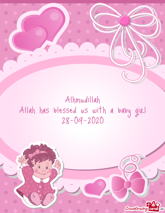 Alhmudillah 
