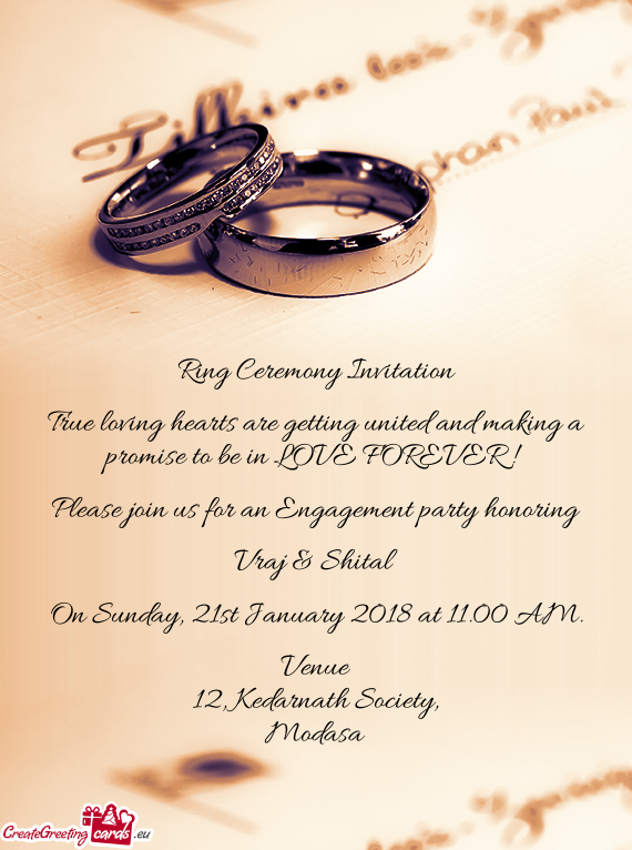 E FOREVER !