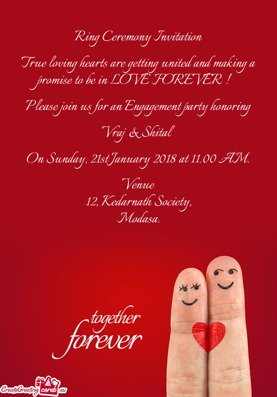 FOREVER !