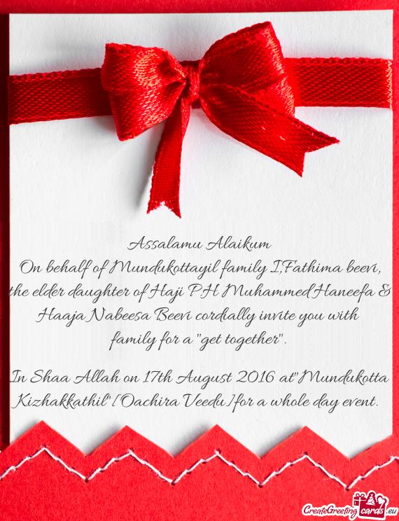 Download Card  Invitation Card For Get Together