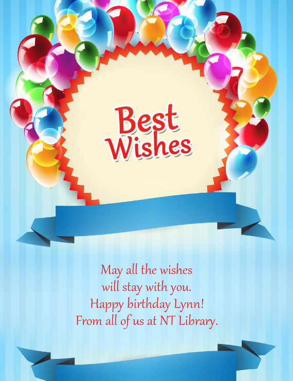 Happy Birthday Lynn Free Cards
