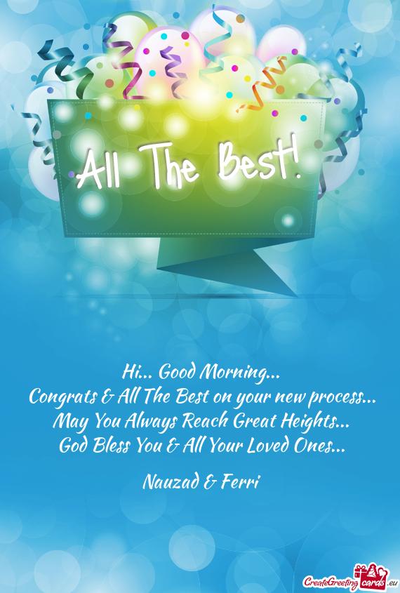 Hi Good Morning Free Cards