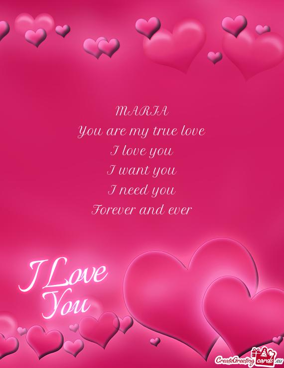 Love need my you i 60 I