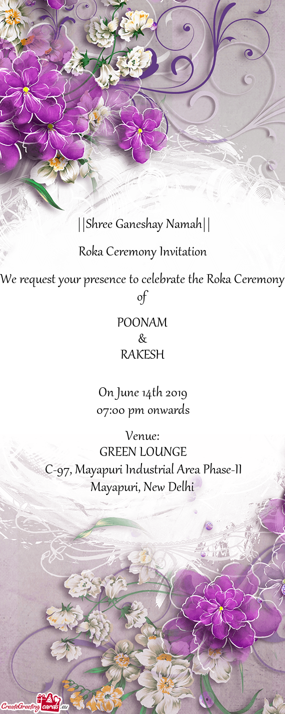 Oka Ceremony of 