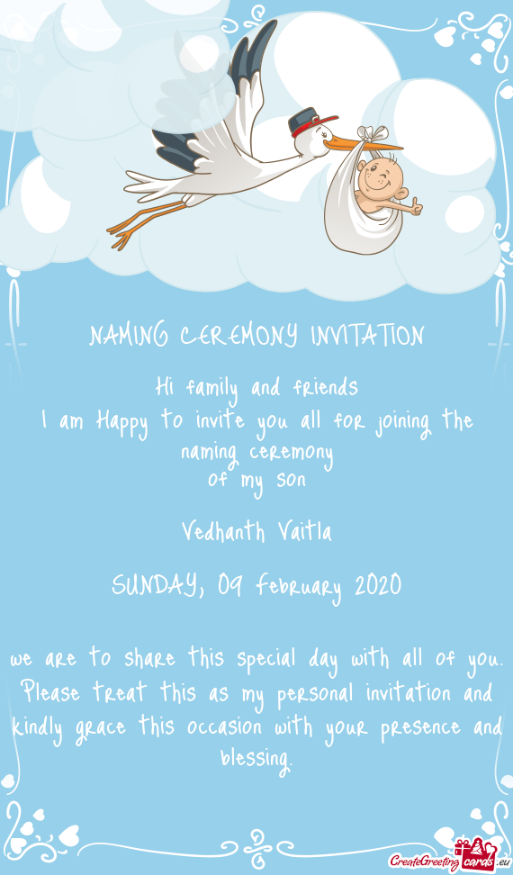 Vedhanth Vaitla - Free cards