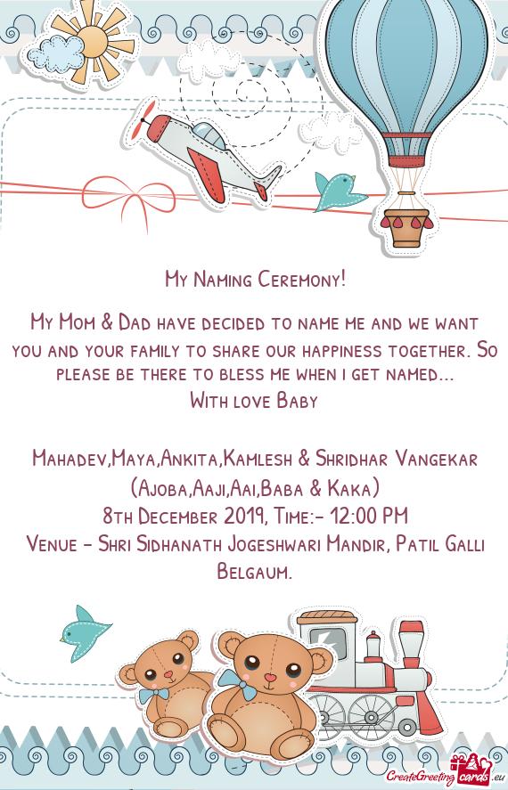 With Love Baby Mahadev Free Cards