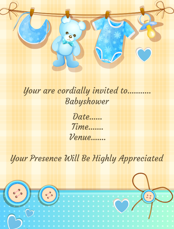 Your are cordially invited to babyshower free cards address cards picture cards picture to be stopboris Image collections